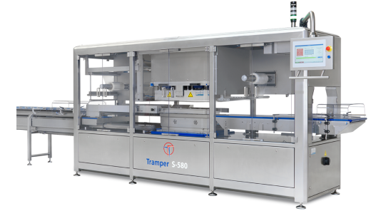 Tramper S-580 tray sealing machine